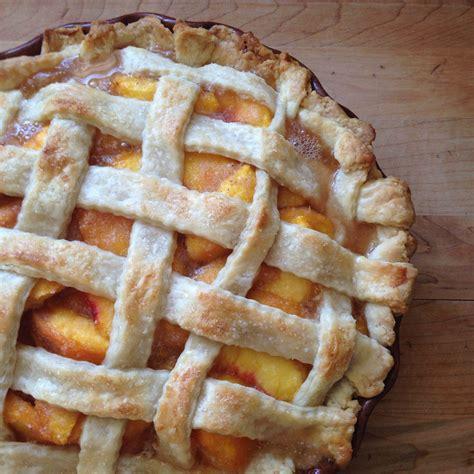 Palisade Colorado Peach Pie