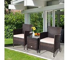 Patio and outdoor furniture Video