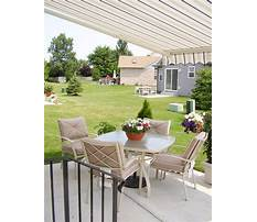 Patio furniture for a small patio.aspx Video