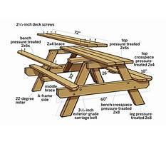 Picknic table plans.aspx Video