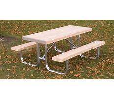 Picnic bench and table.aspx Video