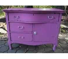 Pink shabby chic dresser Video