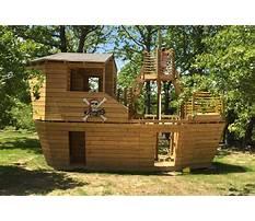 Pirate playhouse plans free Video