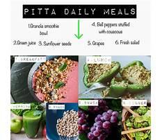 Pitta diet ayurveda Video