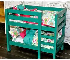 Plans for building a doll bed Video