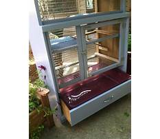 Plans for building a hutch Video