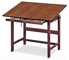Plans for drafting table Video