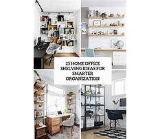 Plans for home office shelving Video