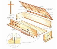 Plans for homemade casket Video