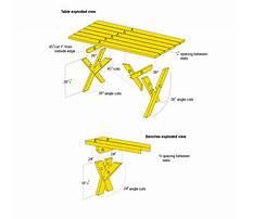 Plans for picnic tables.aspx Video