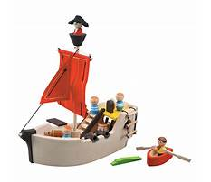 Plans for pirate ship playset Video