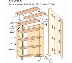 Plans for simple shelves Video