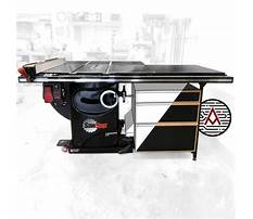 Plans for table saw cabinet Video