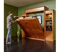 Plans on how to build a murphy bed Video