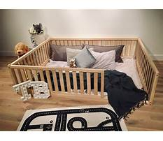 Plans to build a toddler bed Video