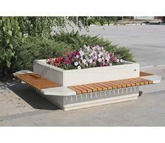 Planter benches.aspx Video