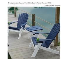 Plastic outdoor furniture in penn Video