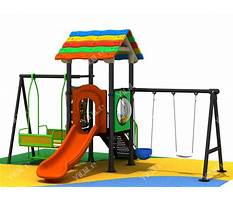 Plastic swing sets australia Video