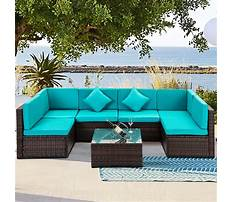 Poolside furniture clearance Video