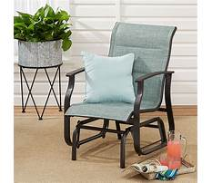 Porch glider chairs Video