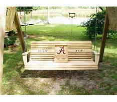 Porch swings alabama Video