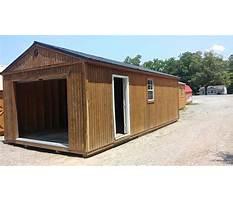 Portable garage plans aspx software Video