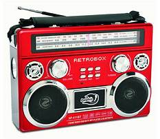 Portable radio with bluetooth Video