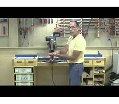 Power miter saw.aspx Video