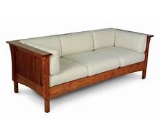 Prairie sofa plans Video