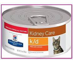 Prescription diet i d cat food alternative Video