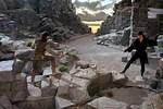 Princess Bride Cliffs of Insanity Sword Fight