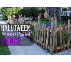 Privacy fence options diy halloween Video