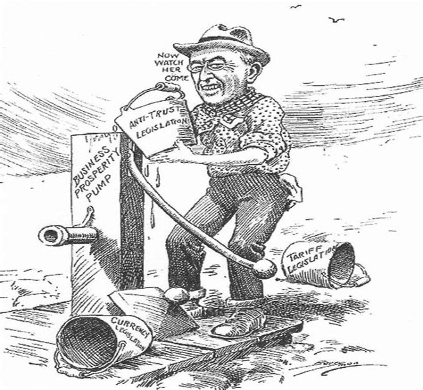 Progressive Era Political Cartoons