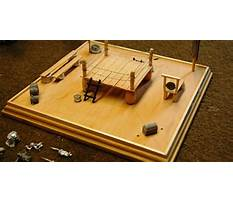 Projects with balsa wood Video