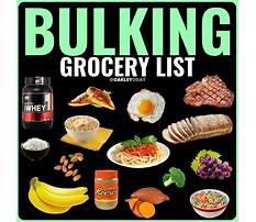 Proper bulking diet Video