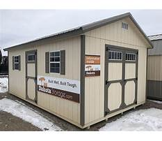 Quality storage sheds sioux falls Video