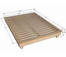 Queen platform bed woodworking plans.aspx Video