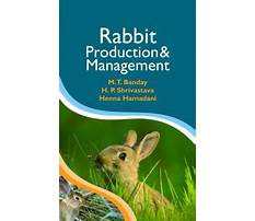 Rabbit production and management Video