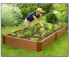 Raised bed garden kits canada Video