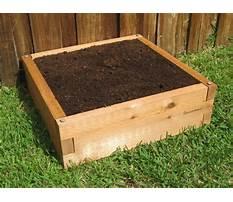 Raised garden bed cedar.aspx Video