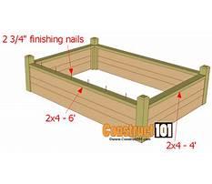 Raised garden beds plans Video