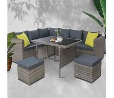 Rattan outdoor furniture sydney Video