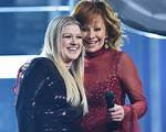 Reba McEntire & Kelly Clarkson