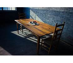 Reclaimed farmhouse table.aspx Video