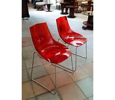 Red chair designs Video