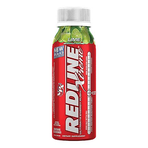 Redline Energy Drink