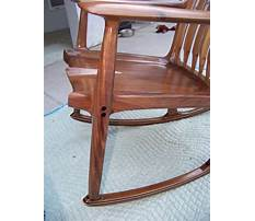 Rocking chair plans woodworking.aspx Video