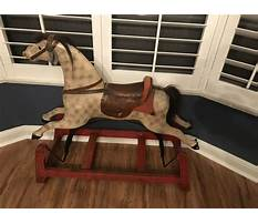Rocking horse antiques Video