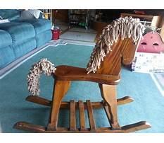 Rocking horse mane Video