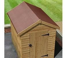 Roofing felt for garden sheds.aspx Video